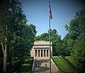 Abraham Lincoln Birthplace Monument.jpg