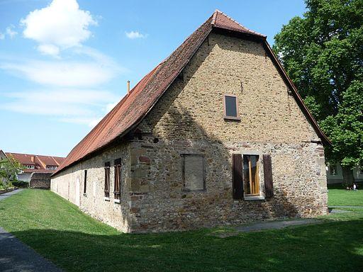 Zehnscheune im UNESCO-Welterbe Kloster Lorsch