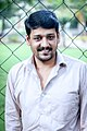 Actor Vidharth at Kaadu Movie Press Meet.jpg