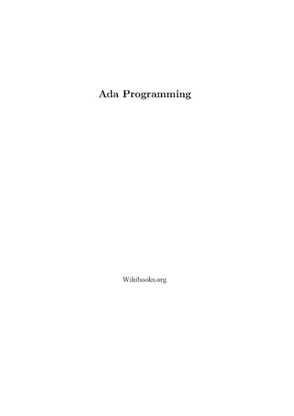 File:Ada Programming.pdf