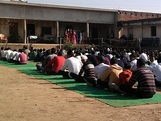 National Service Scheme - NSS at Turatpur Highschool
