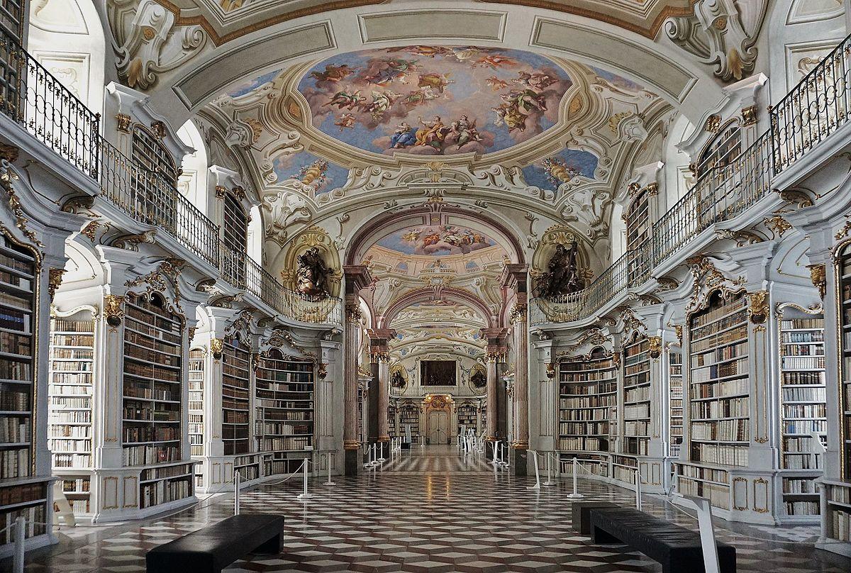 Px Admont Bibliothek