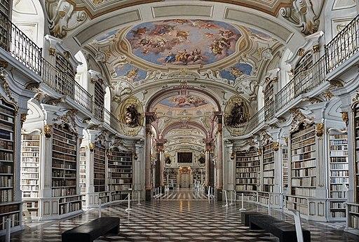 Admont Bibliothek