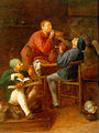 Adriaen Brouwer - The Smokers (The Peasants of Moerdijk).jpg