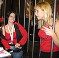 Adrianna Nicole AVN Adult Entertainment Expo 2009.jpg