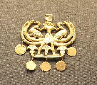 Aegina Treasure - Image: Aegina treasure 03