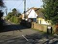 Aerodrome Road, Bekesbourne. - geograph.org.uk - 311561.jpg