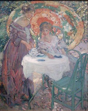 Afternoon Tea by Richard Emil Miller.jpg
