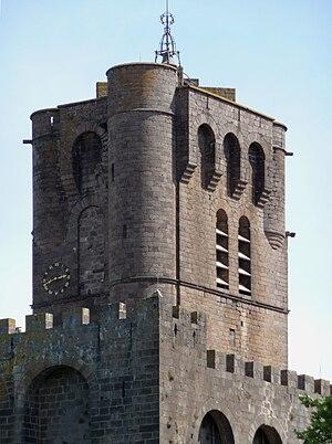 Agde Cathedral - Image: Agde Cathédrale Saint Étienne donjon