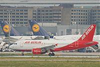 D-ABGH - A319 - Eurowings
