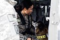 Air Force K-9 unit trains with 42nd CAB aviatiors 140110-Z-CQ136-062.jpg