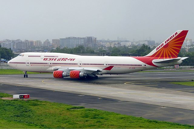 Авиакомпания Air India запустила прямой рейс в Копенгаген