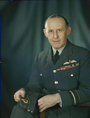 Philip Wigglesworth - Air Marshal Wigglesworth CB CBE DSC, the Deputy Chief of Staff (Air), Air Staff, SHAEF (Rear).
