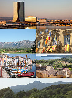 Place in Provence-Alpes-Côte d