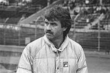Guus Hiddink In 1988 As Manager Of PSV