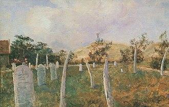 Betzy Akersloot-Berg - Image: Akersloot Berg Cemetery