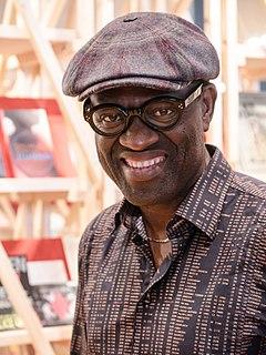 Alain Mabanckou Congolese writer
