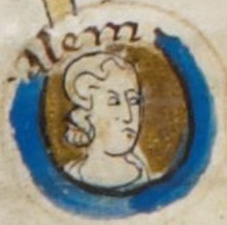 Duchy of Brittany - Duke Alan III