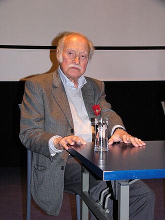 Albert Barillé - Albert Barillé in 2007