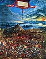 Albrecht Altdorfer - Schlacht bei Issus (Alte Pinakothek, München) 2.jpg