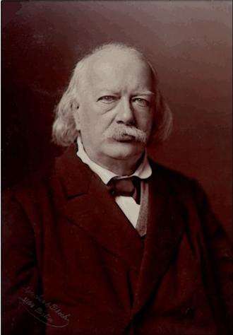 Albrecht Weber - Albrecht Weber, 1899