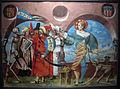 Albrecht kauw, copia della perduta danza macabra di m.manuel del cimitero domenicano di berna (1512-20), 1649, 23.JPG