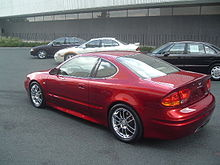 An Oldsmobile Alero Osv In The Mid 2000s