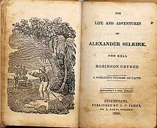 Robinson Crusoe - Wikipedia, the free encyclopedia