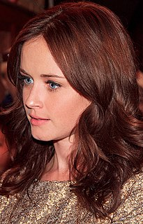 Alexis Bledel American actress and model