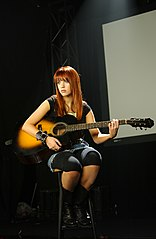 Alexz Johnson as Jude Harrison in Instant Star.jpg