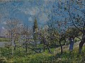 Alfred Sisley - Orchard in Spring, By - Google Art Project.jpg