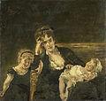 Alfred Stevens - De weduwe.jpg