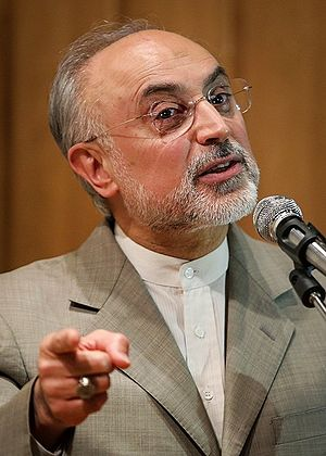 Ali Akbar Salehi - Image: Ali Akbar Salehi in Sharif University