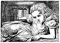 Alice emperrada na casa do Coelho Branco.jpg