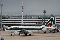 I-BIMA - A319 - Alitalia