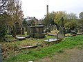 All Souls Burial Ground - Lincoln Way - geograph.org.uk - 606506.jpg