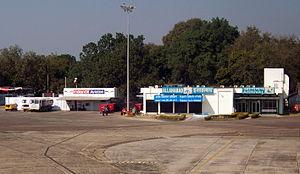 Allahabad Airport - Airport terminal