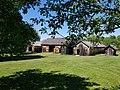 Almanzo Wilder Homestead Reconstructed Barns.jpg