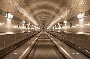 Elbe Tunnel (1911) - Old Elbe tunnel