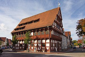 Gifhorn - Gifhorn old Town hall