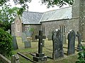 Alwington St Andrew's Churchyard - geograph.org.uk - 207032.jpg