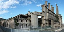 L'ex cementificio di Alzano Lombardo
