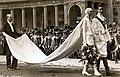 Amedeo d'Aosta e Anna d'Orléans, matrimonio 5.11.1927.jpg