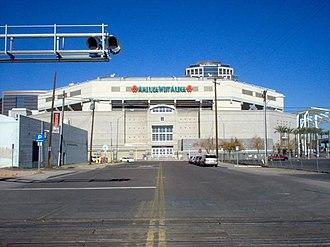 1992–93 Phoenix Suns season - America West Arena