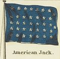 American Jack. Johnson's new chart of national emblems, 1868.jpg