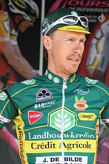 Frédéric Amorison Belgian cyclist