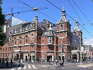 Stadsschouwburg Amsterdam, 2008. Foto: Andreas Praefcke