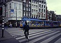 Amsterdam tramlijn 25 in 1990.jpg
