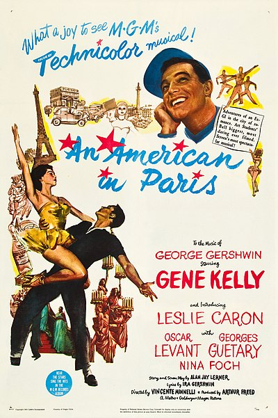 Picture of a movie: An American In Paris