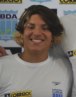 Ana Marcela Cunha Brazilian swimmer